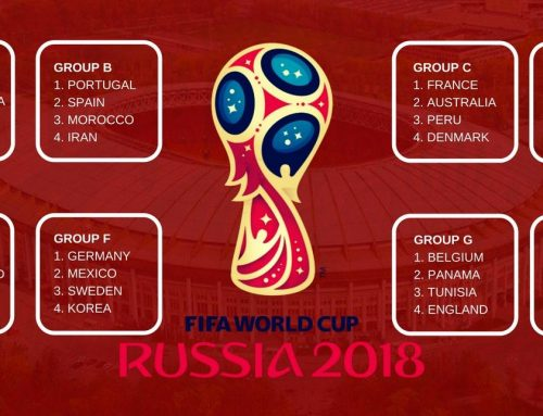 جام جهانی ۲۰۱۸ روسیه در اکسل